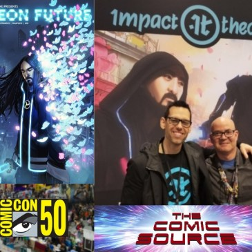 San Diego Sound Bytes – Impact Theory with Tom Bilyeu: The Comic Source Podcast