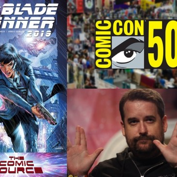 San Diego Sound Bytes – Blade Runner 2019 with Mike Johnson: The Comic Source Podcast