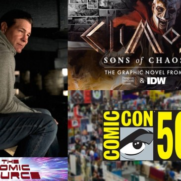 San Diego Sound Bytes – Sons of Chaos with Chris Jaymes: The Comic Source Podcast