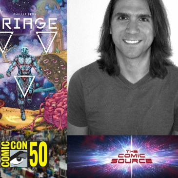 San Diego Sound Bytes – Triage with Phillip Sevy: The Comic Source Podcast