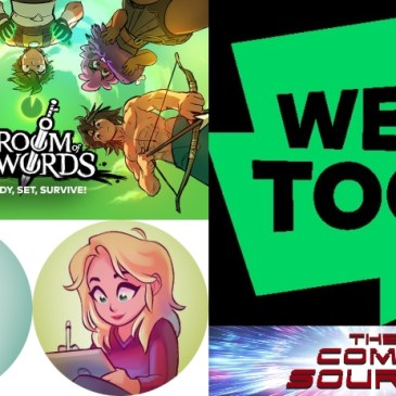WEBTOON Wednesday – Room of Swords with Toonimated: The Comic Source Podcast Episode #987