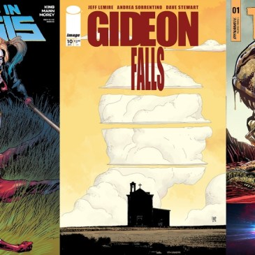Spotlight Friday – Heroes in Crisis #4, Gideon Falls #10 & Turok #1: The Comic Source Podcast Episode #694