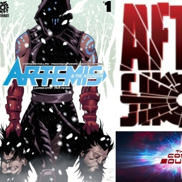 AfterShock Monday – Artemis and the Assassin with Stephanie Phillips: The Comic Source Podcast Episode #1274