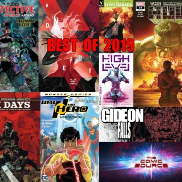 Best of 2019: The Comic Source Podcast Episode #1300