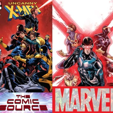 Uncanny X-Men Annual #1 – X-Tuesday: The Comic Source Podcast Episode #1326