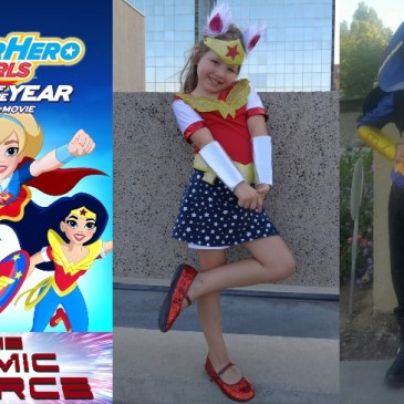 DC Super Hero Girls: Hero of the Year Spotlight – The Comic Source Podcast