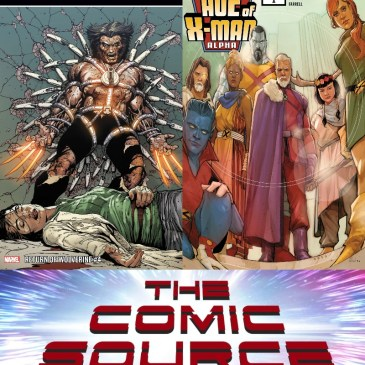 Return of Wolverine #4 & Age of X-Men Alpha: The Comic Source Podcast