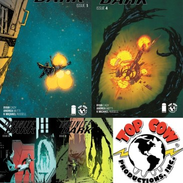 Infinite Dark #1-4 Spotlight – The Comic Source Podcast Episode #743