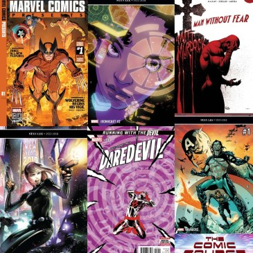 Marvel Monday: The Comic Source Podcast