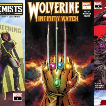 Wolverine & The Infinity Watch #1, X-Tremists #1 & X-Force #3 – X-Tuesday: The Comic Source Podcast
