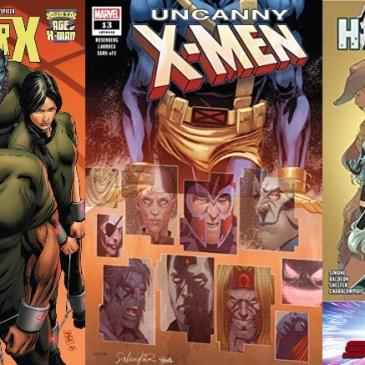 Prisoner X #1, Domino Hotshots #1 & Uncanny X-Men #13 – X-Tuesday: The Comic Source Podcast Episode #760