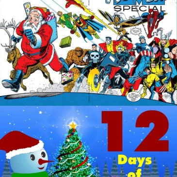 Marvel Holiday Special #1 – 12 Days of The Comic Source: The Comic Source Podcast