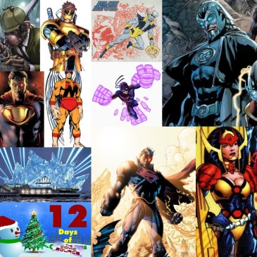 Top 5 B List Characters We Want To See In Their Own Title | 12 Days of The Comic Source: The Comic Source Podcast