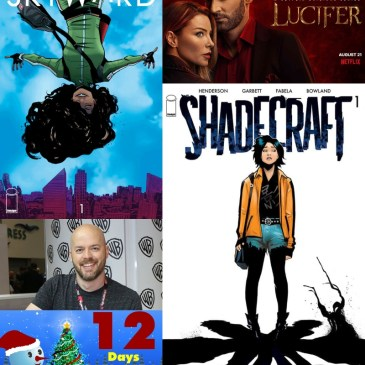 A Holiday Chat with Joe Henderson | 12 Days of The Comic Source: The Comic Source Podcast