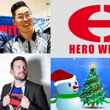 A Holiday Chat with Jason Inman and Tony Kim | 12 Days of The Comic Source: The Comic Source Podcast