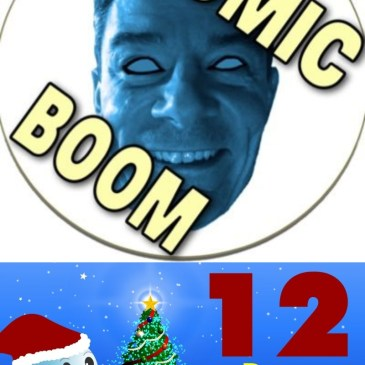 A Holiday Chat with Comicboom! | 12 Days of The Comic Source: The Comic Source Podcast