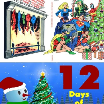 DC's Christmas With the Superheroes #1 – 12 Days of The Comic Source: The Comic Source Podcast