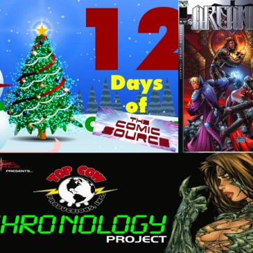 Arcanum #6 Top Cow Chronology Project – 12 Days of The Comic Source: The Comic Source Podcast