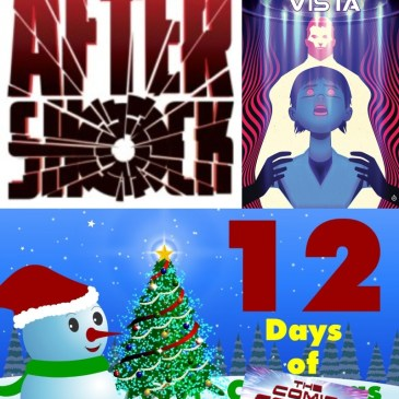 Midnight Vista #1 | AfterShock Monday – 12 Days of The Comic Source: The Comic Source Podcast