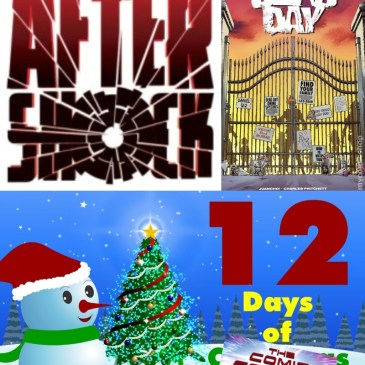 Dead Day #1 | AfterShock Monday – 12 Days of The Comic Source: The Comic Source Podcast