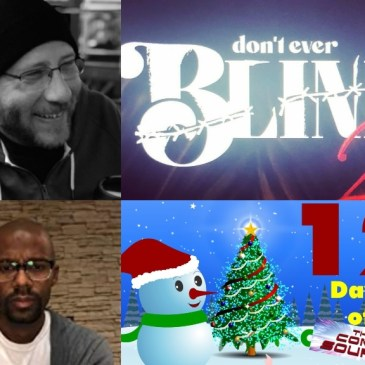 Don't Ever Blink #2 Kickstarter Spotlight with Brian L Hawkins & Richard Kemp: The Comic Source Podcast