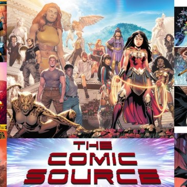 DC Future State Spotlight: The Comic Source Podcast