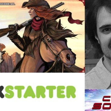 The Few and Cursed Kickstarter Spotlight with Felipe Cagno: The Comic Source Podcast