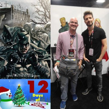 Batman: Noel | 12 Days of The Comic Source: The Comic Source Podcast