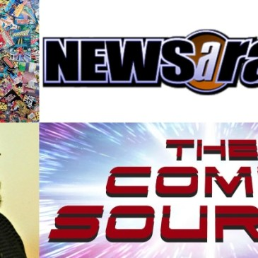 State of the Comic Industry with Chris Arrant: The Comic Source Podcast