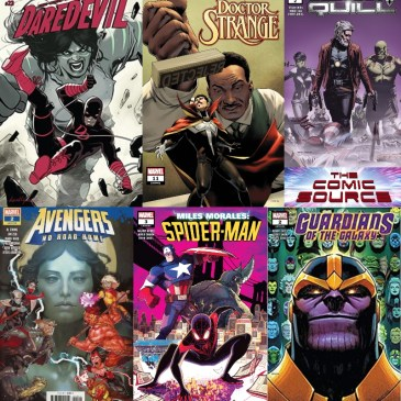 Guardians of the Galaxy #2, Doctor Strange #11, Daredevil #23 & More   Marvel Monday: The Comic Source Podcast