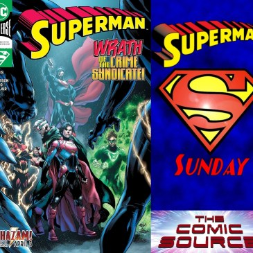 Superman #9 | Superman Sunday: The Comic Source Podcast