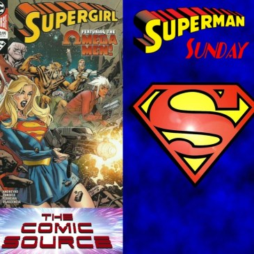 Supergirl #27 | Superman Sunday: The Comic Source Podcast