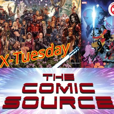 Powers of X #1 | X-Tuesday: The Comic Source Podcast