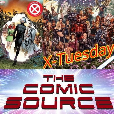 House of X #1 | X-Tuesday: The Comic Source Podcast