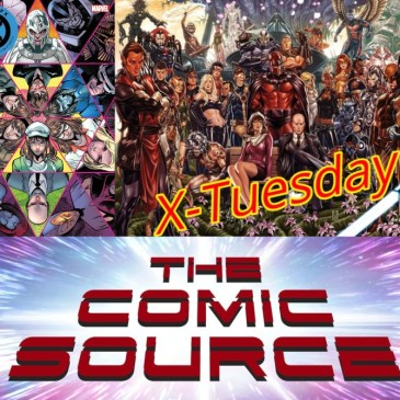 House of X #2 | X-Tuesday: The Comic Source Podcast
