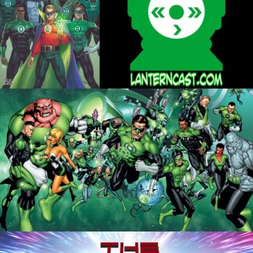 The Lantern Cast – Comic Book Content Creator Conversation: The Comic Source Podcast