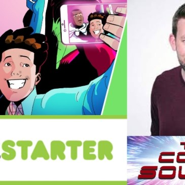 Super Best Friend Kickstarter Spotlight with Jason Inman: The Comic Source Podcast