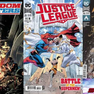Freedom Fighters #3, Justice League #20 & Aquaman #46 | Spotlight Friday: The Comic Source Podcast
