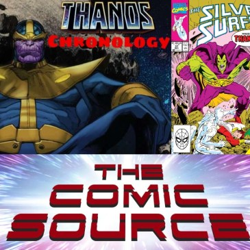 Silver Surfer #37 | Marvel Chronology – Thanos Reading Order: The Comic Source Podcast