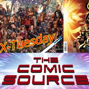 House of X #3 | X-Tuesday: The Comic Source Podcast