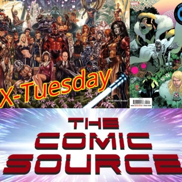 Powers of X #2 | X-Tuesday: The Comic Source Podcast