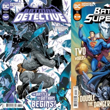 DC Spotlight March 23, 2021 Releases: The Comic Source Podcast