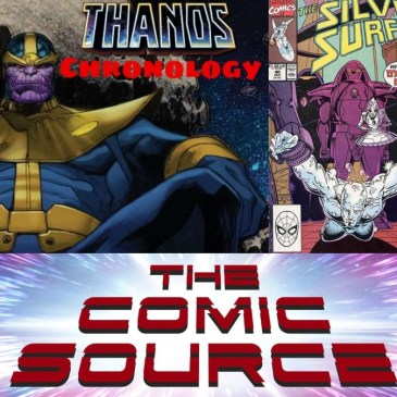 Silver Surfer #40 | Marvel Chronology – Thanos Reading Order: The Comic Source Podcast