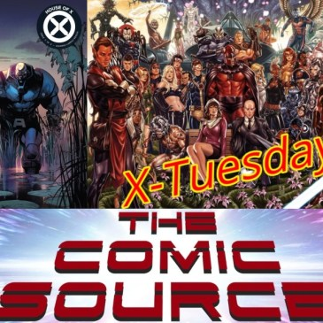 House of X #5 | X-Tuesday: The Comic Source Podcast