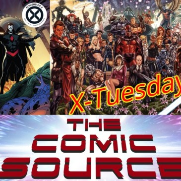 Powers of X #5 | X-Tuesday: The Comic Source Podcast