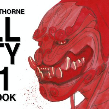 ALL CITY Vol.1 : The Art of Mike Hawthorne! Kickstarter Spotlight: The Comic Source Podcast