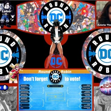 DC Round Robin Roundup: The Comic Source Podcast