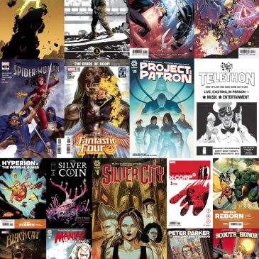 New Comic Wednesday May 12, 2021: The Comic Source Podcast