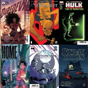New Comic Wednesday May 18, 2021: The Comic Source Podcast