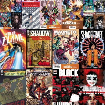New Comic Wednesday May 25, 2021: The Comic Source Podcast